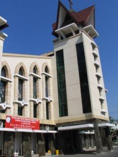 Gereja St. Maria Tak Bercela - Surabaya